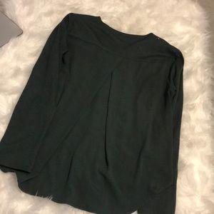 Forever 21 Green blouse